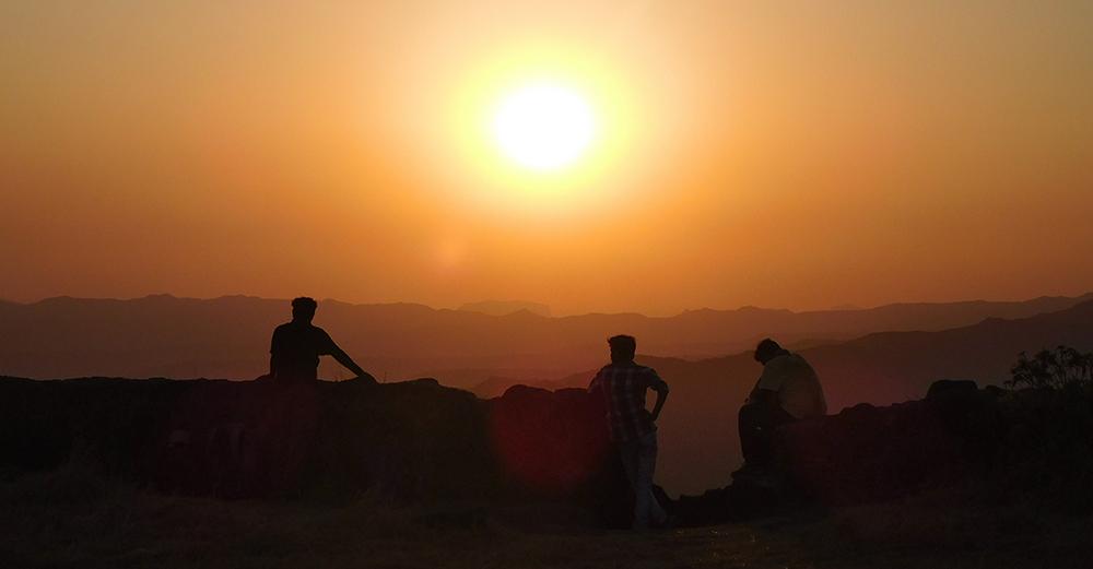 Trekomaniacs Rajgad