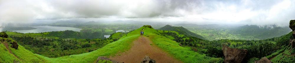 Irshalgad Panorama