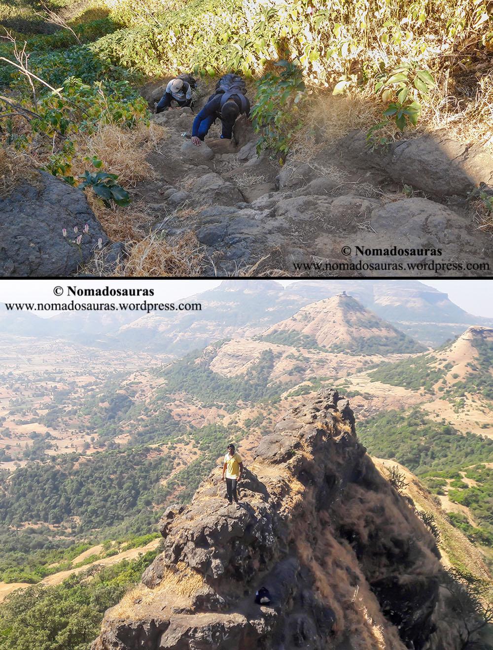 Harihar Fort 23
