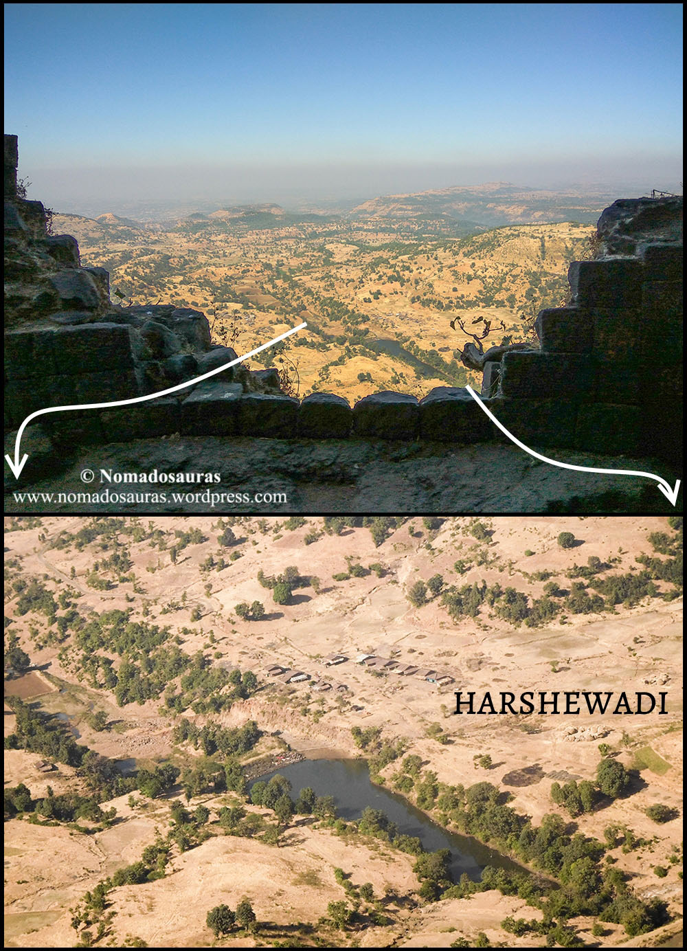 Harihar Fort 28