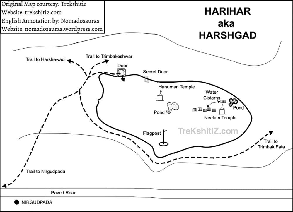 Harihar Fort 3-3