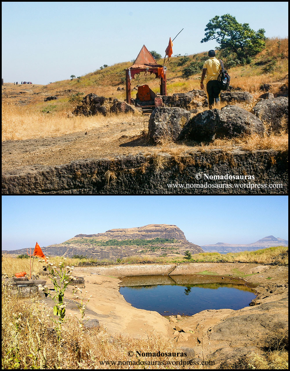 Harihar Fort 34