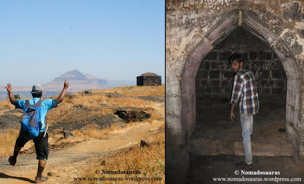 Harihar Fort 35
