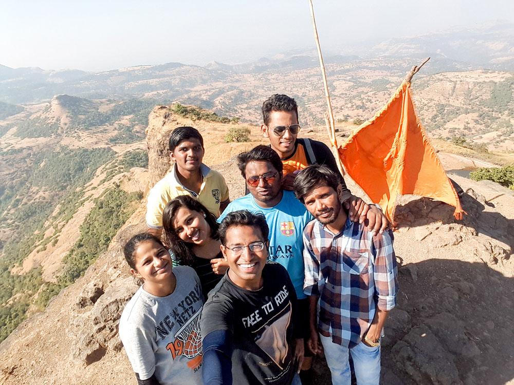 Harihar Fort 39
