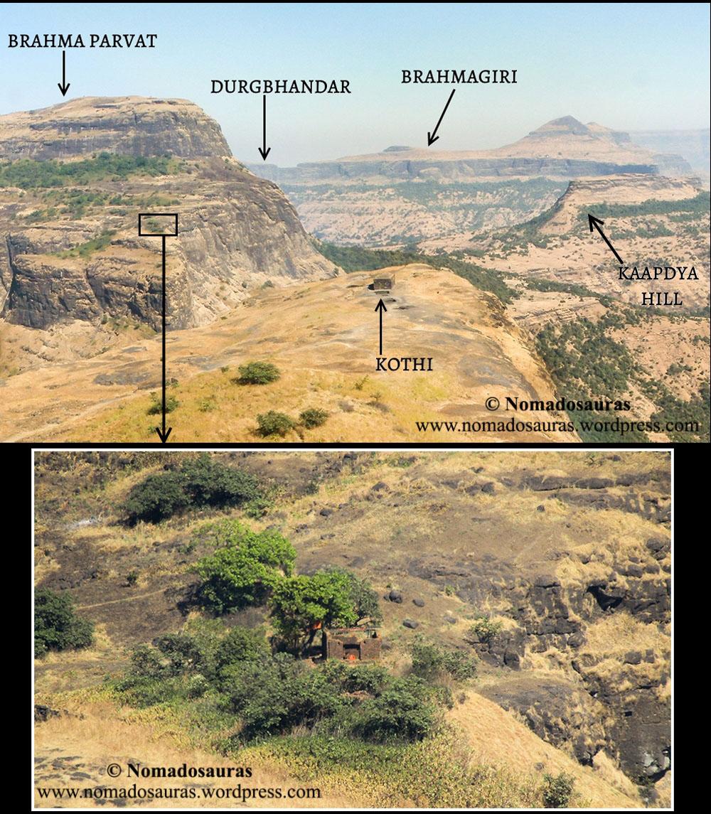 Harihar Fort 41
