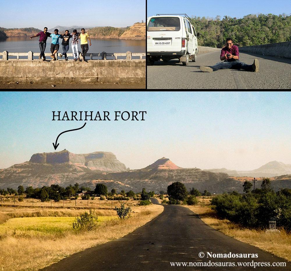 Harihar Fort 8
